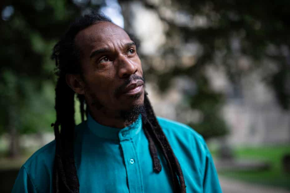 Benjamin Zephaniah: 'I always thought self-defence is no offence. We had the right to defend ourselves.'