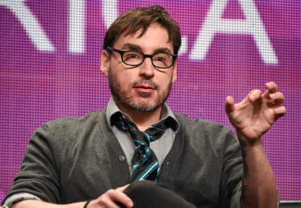The writer Toby Whithouse