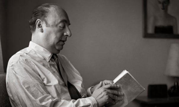 Poet, hero, rapist – outrage over Chilean plan to rename airport after Neruda