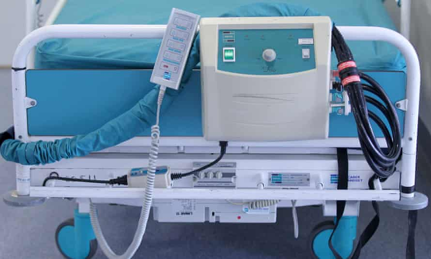 Capacity across the NHS is again under pressure this winter.