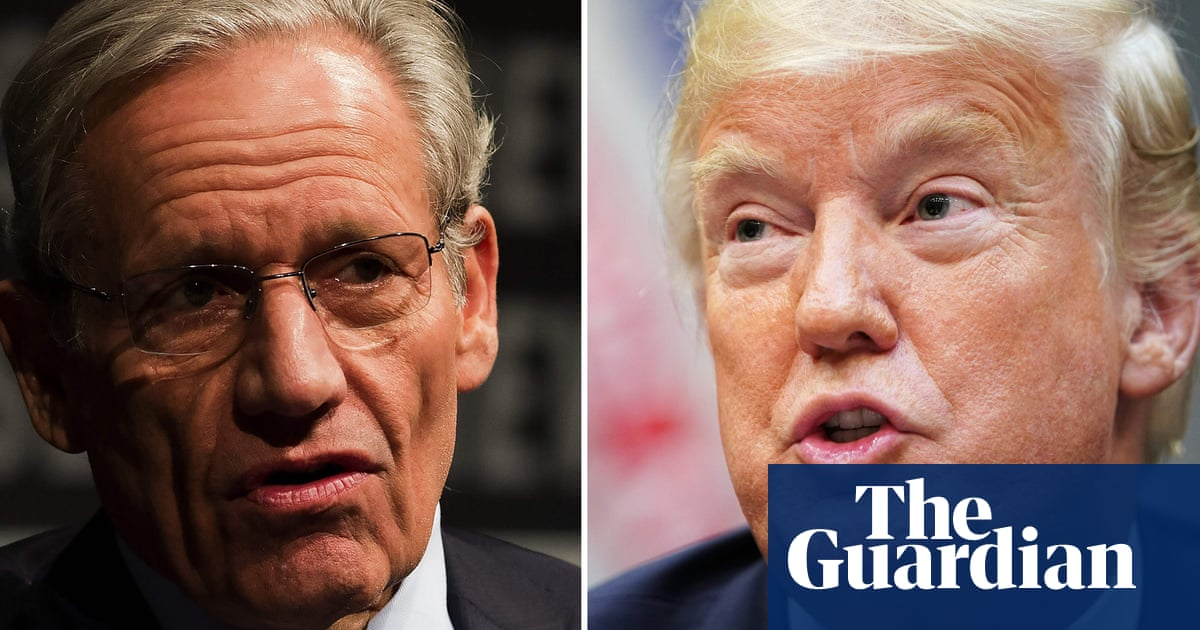 Woodward: Trump raged when told Israel-UAE deal wouldn't make book – The Guardian