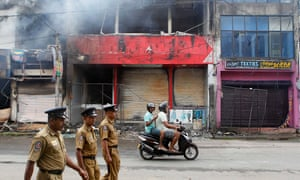 At least three people have been shot dead and many more wounded in Colombo in the past week in what police said was gang-related violence.