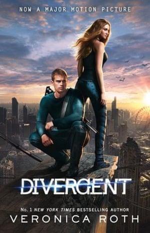 Divergent - Movie Cover