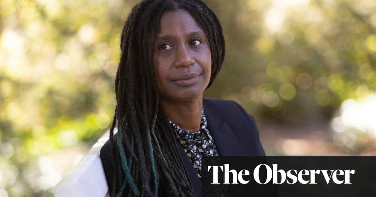 Jocelyn Nicole Johnson: 'My book is me nudging forward from very real fears'