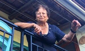 Delia Morinelli.