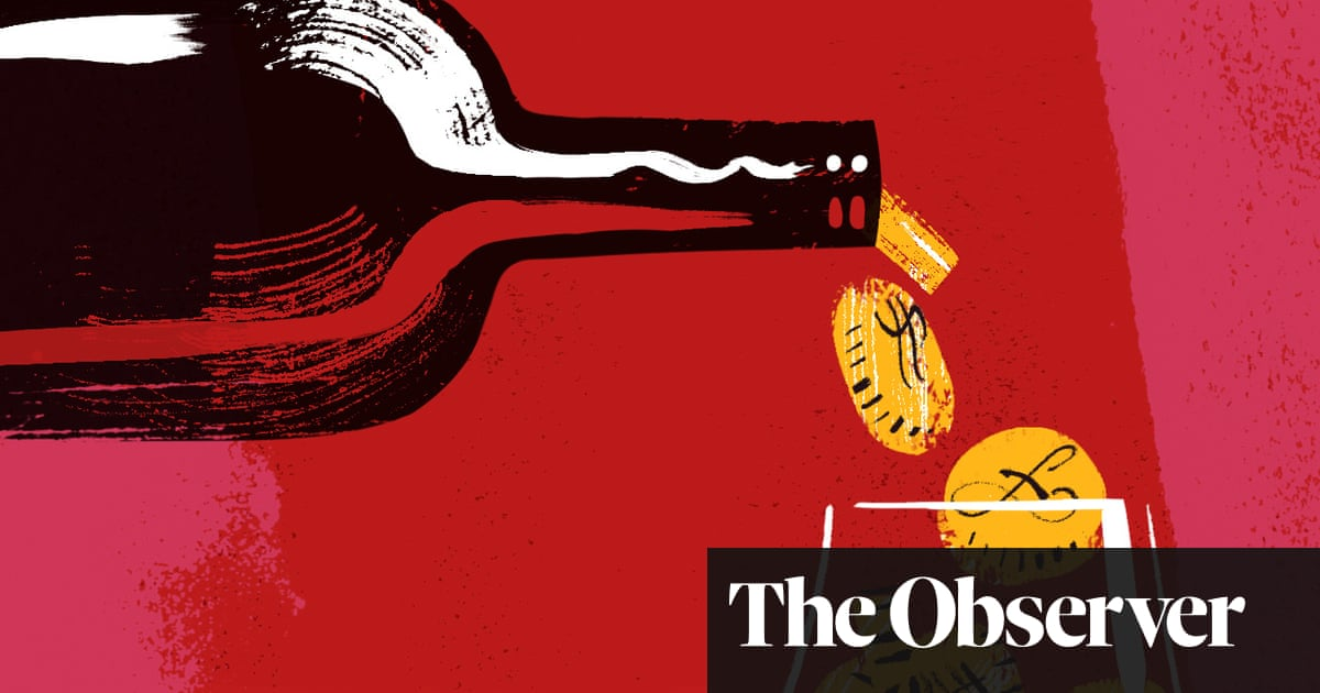 Why are restaurants' cheapest bottles of wine becoming so expensive?