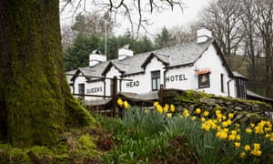 The Queens Head, Troutbeck, Lake District