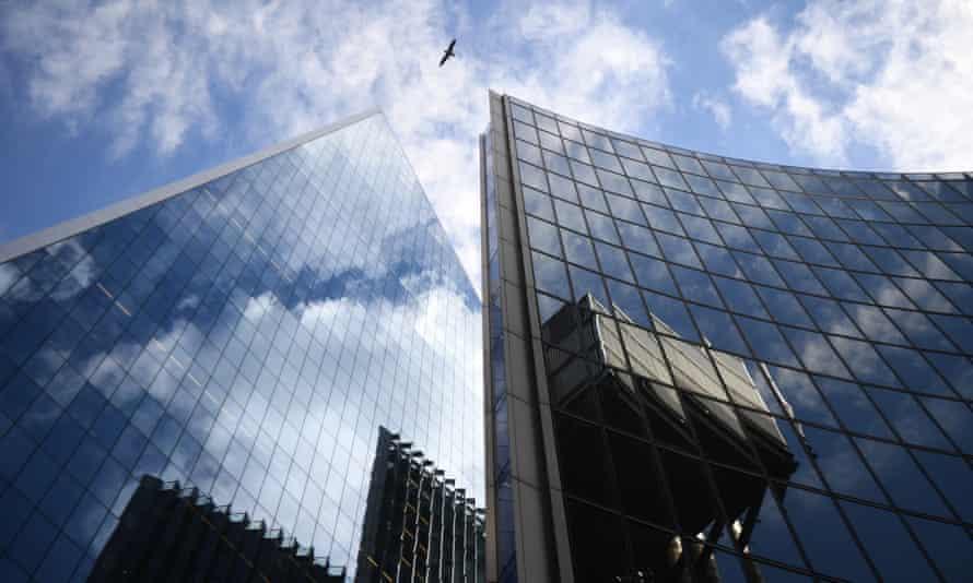 City of London skyscrapers