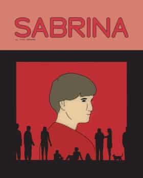 Nick Drnaso Sabrina cover