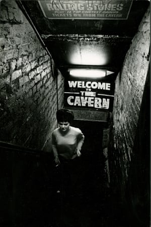 The Cavern Club, Liverpool, October 1964