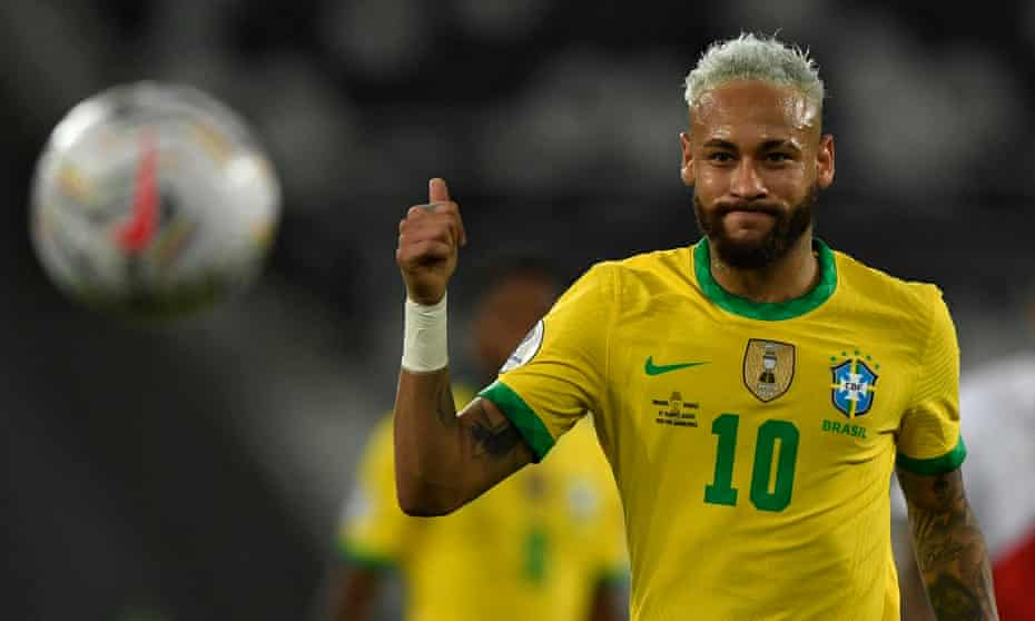Neymar wanted to play Argentina in the final and he has been granted his wish.