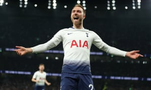 Christian Eriksen has said he may leave Spurs, but his options could be limited.