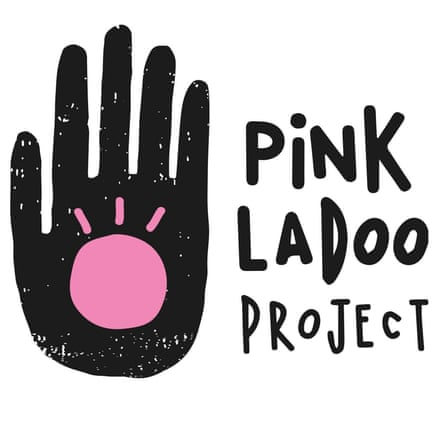 The Pink Ladoo project logo