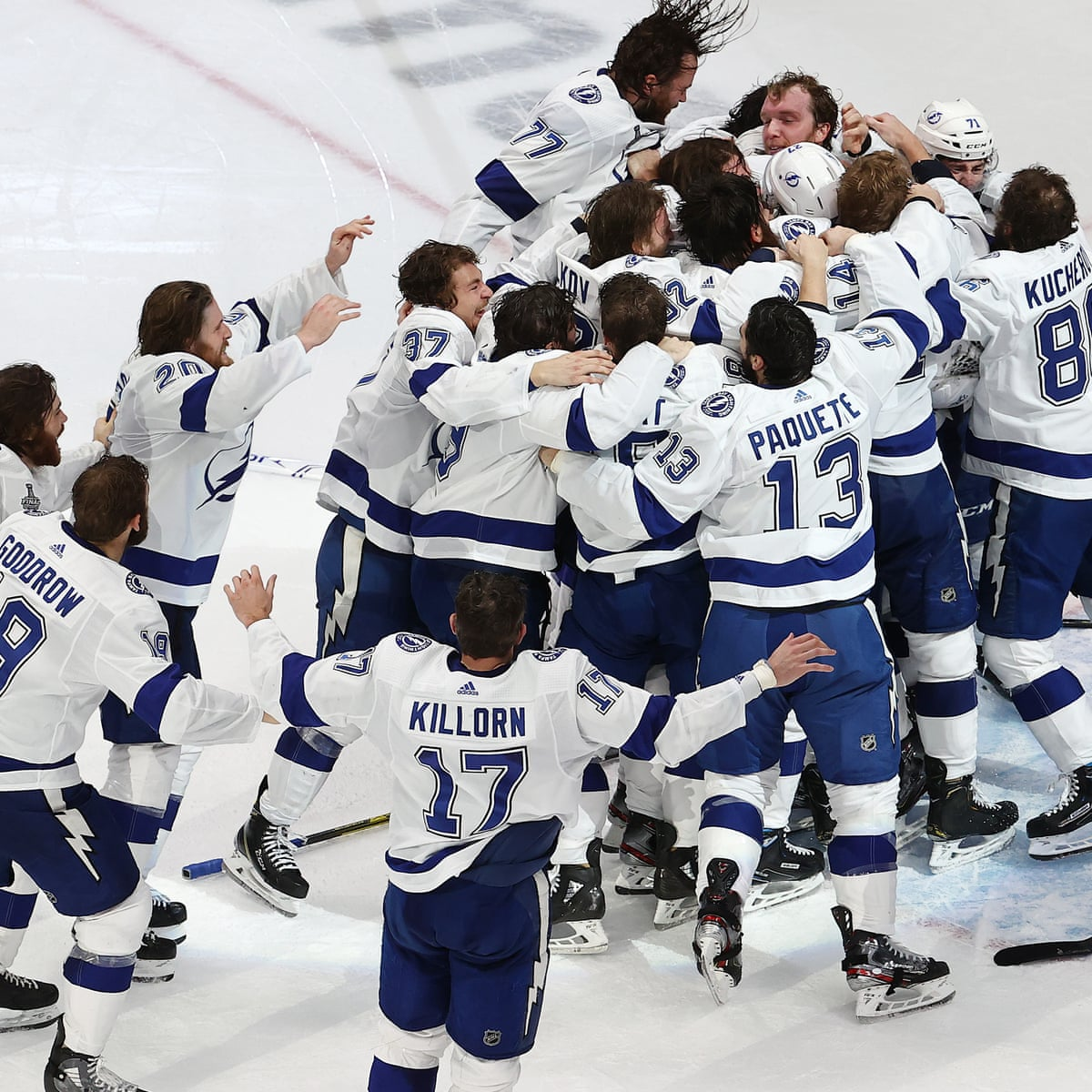 Tampa Bay Lightning Beat Dallas Stars In Game 6 To Claim Stanley Cup Stanley Cup The Guardian