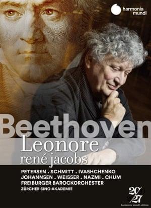 Beethoven: Leonore album art work