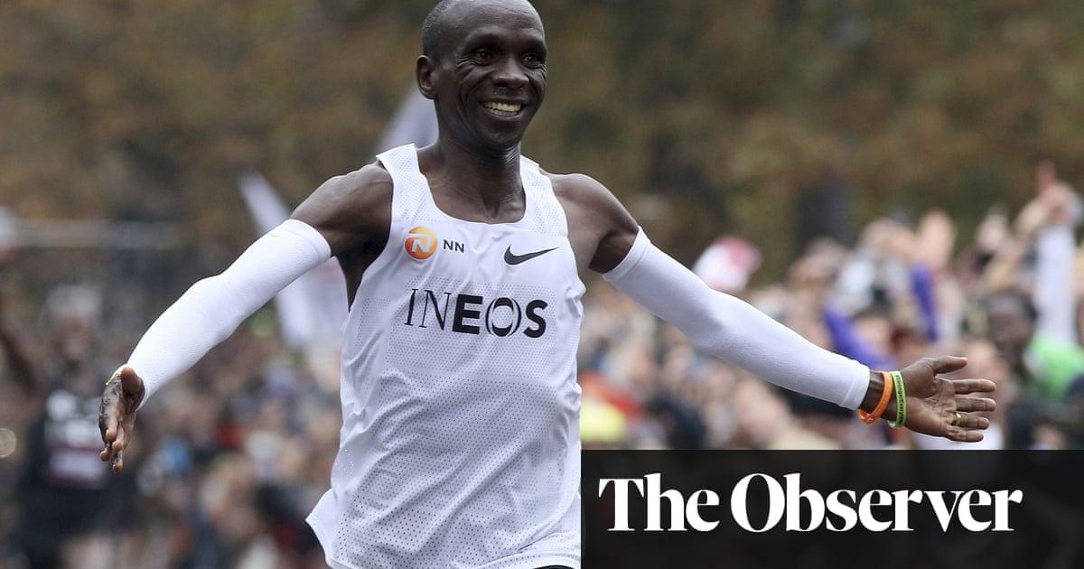 Eliud Kipchoge: 'Mo Farah did not fail in the marathon. I respect him'
