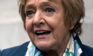Margaret Hodge's comments were described as 'unacceptable' by a senior party official.