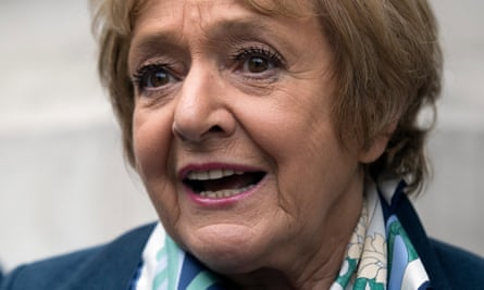 Dame Margaret Hodge told the Today programme: 'You can carry on saying you are not antisemitic but it's by his actions that he [Corbyn] has to be judged.'