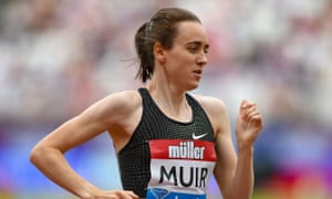 Laura Muir performed below par at the Anniversary Games last month and she is running only the 1500m in Berlin.