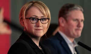 Rebecca Long-Bailey has been sacked from the shadow cabinet by Keir Starmer.