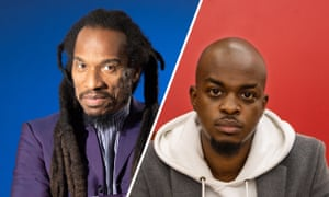 George the Poet and Benjamin Zephaniah for Today in Focus