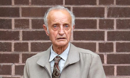 Ian Hemmens, 81, was used as a getaway driver because his age meant he would not draw attention.