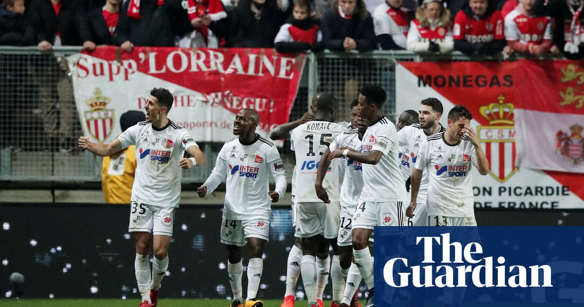 The remarkable rise of Amiens, the club with President