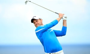 Danny Willett shot a bogey-free 65 for his third round at Royal Portrush.
