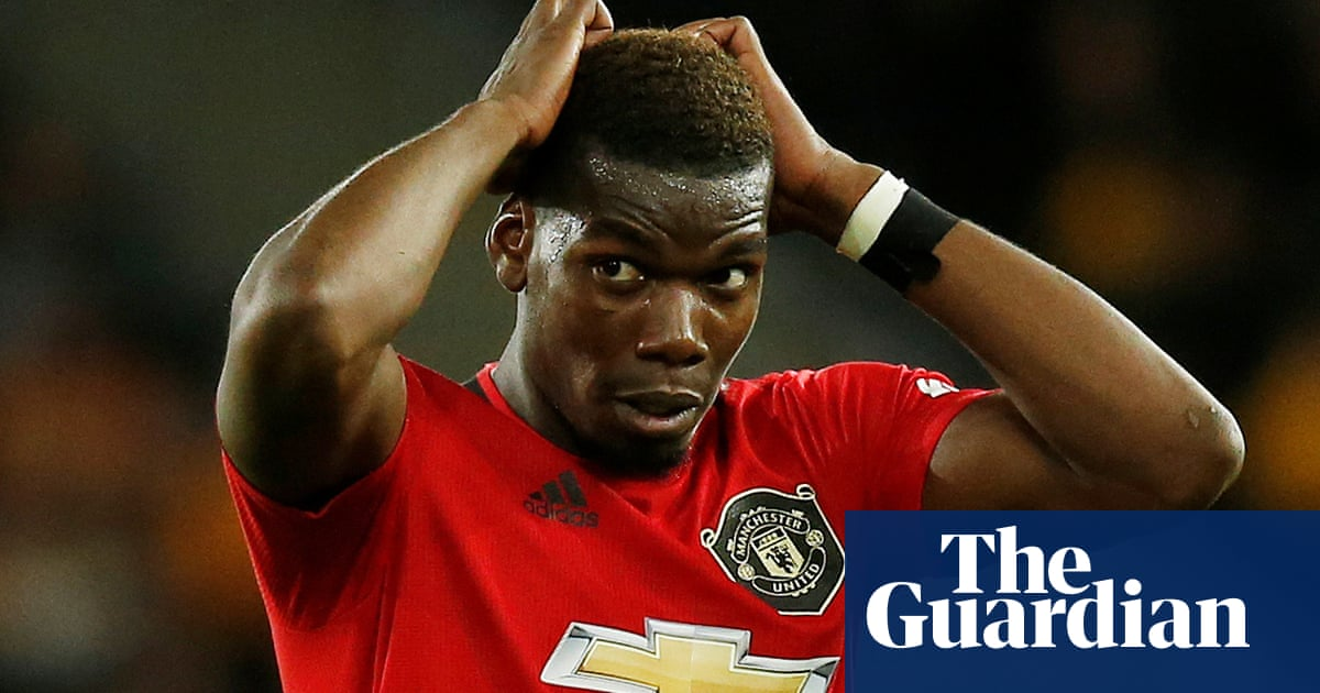 Manchester United 'disgusted' with racial abuse of Paul Pogba