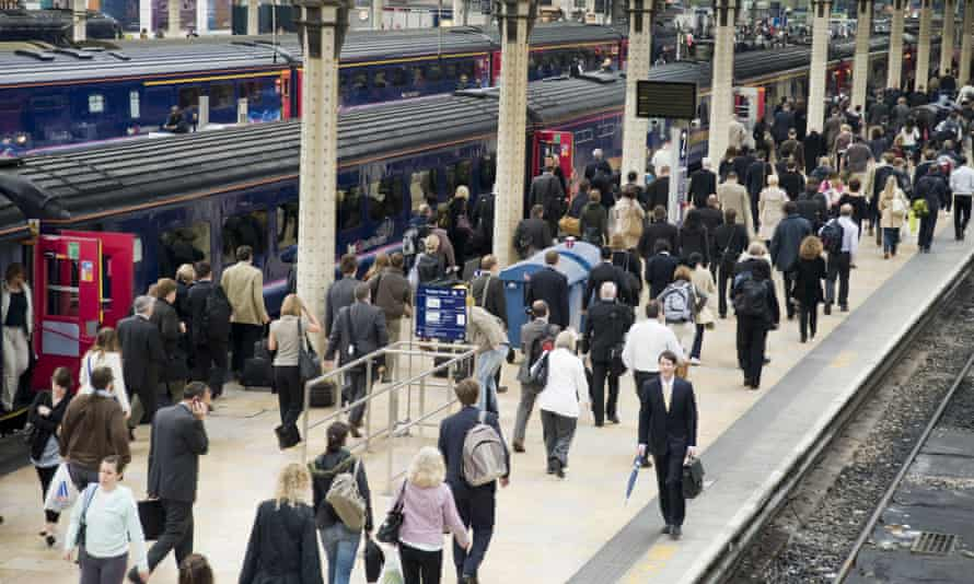 Children are particularly vulnerable at major stations.