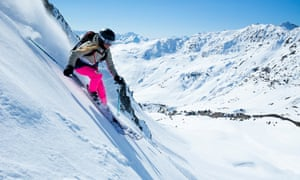La Plagne Ski-Hors-Piste, France