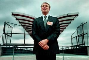 Paddy Ashdown in 1996.