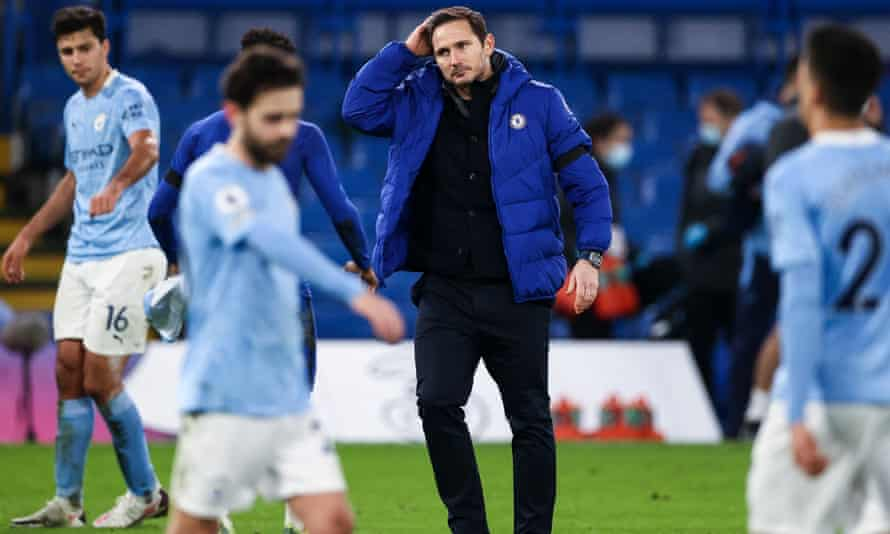Frank Lampard remains relaxed about Chelsea's recent poor run of form but they need more than a tweak.