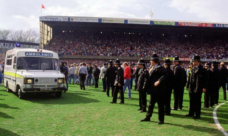 Medical assistance at Hillsborough was woefully inadequate.