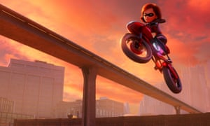 blockbuster sequels including Incredibles 2 have contributed to record-breaking North American box office figures