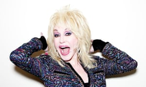 """Hello Dolly ... Parton was a """"a symbol of the South"""" for Abumrad and his family."""