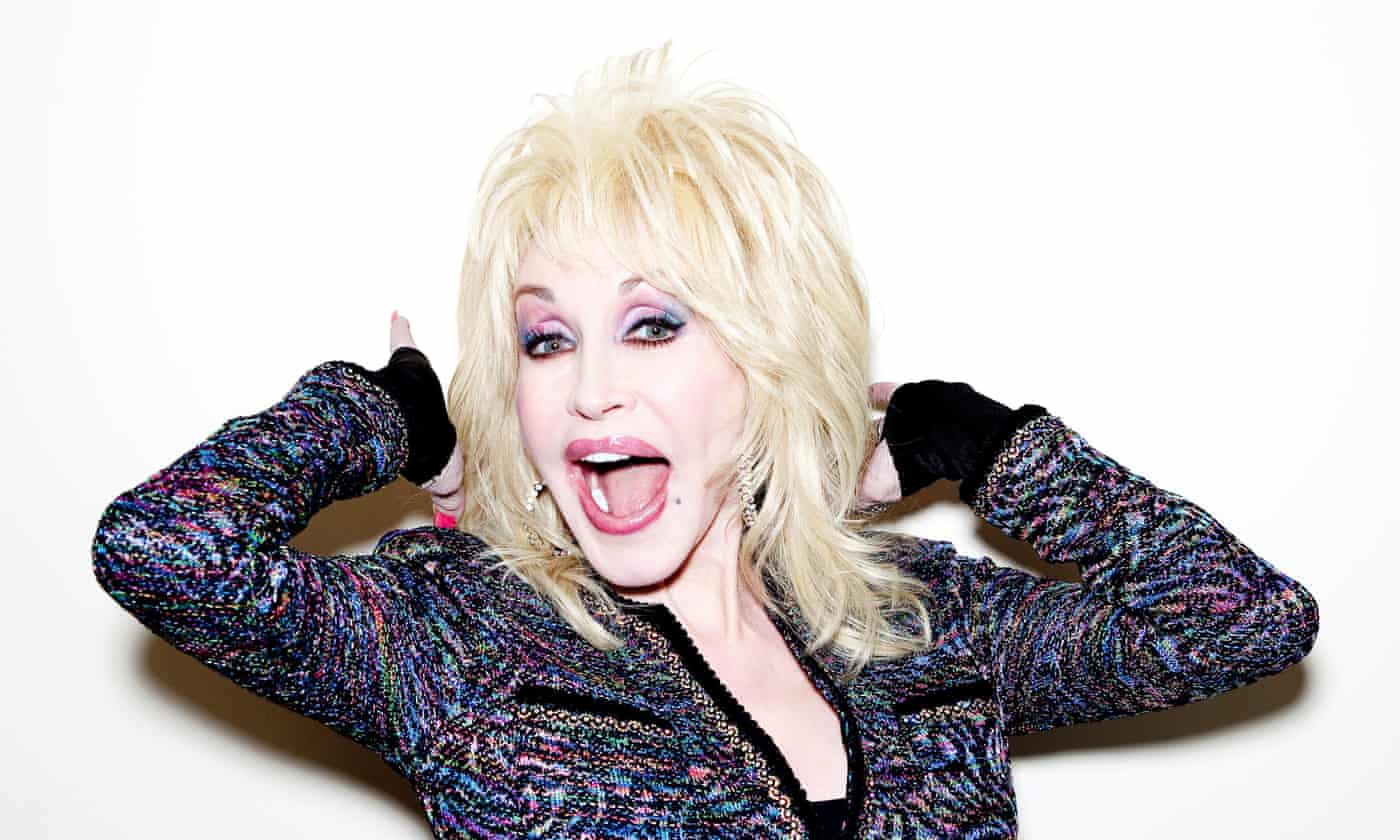 Dolly Parton's America: how the country star inspired a hit podcast