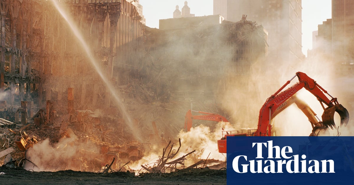 'A horn blew when human remains were found': Wim Wenders' six hours in the hell of Ground Zero