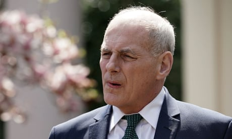 'Total BS': John Kelly forced to deny report he called Trump an idiot