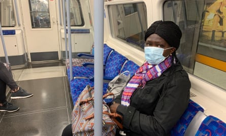 Health worker Julie says there will be fear and panic on the tube