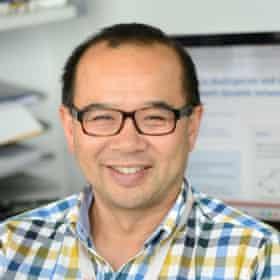 Portrait of Dr Rowland Kao
