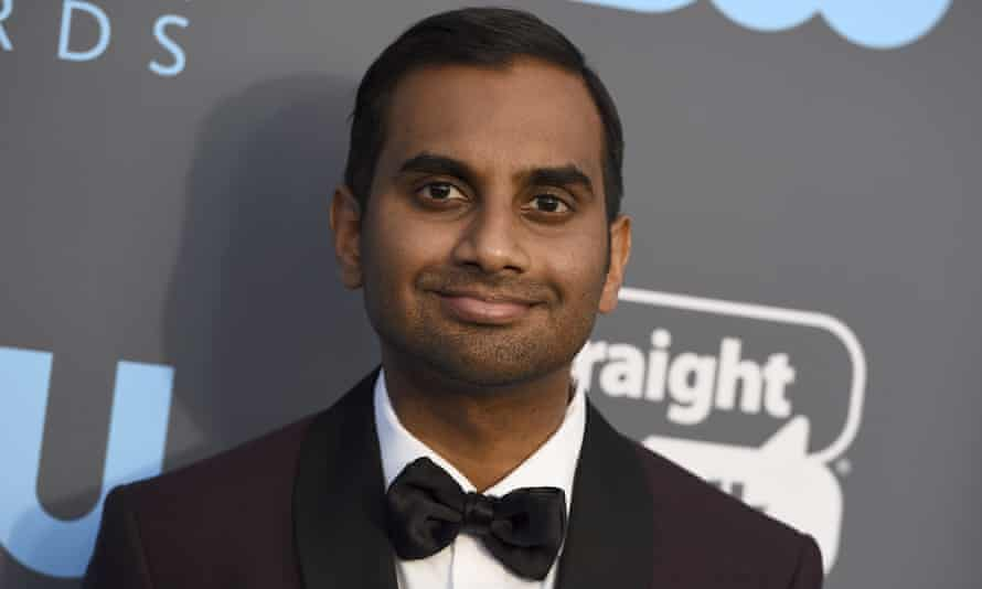 Aziz Ansari performed as a surprise guest at the Comedy Cellar.