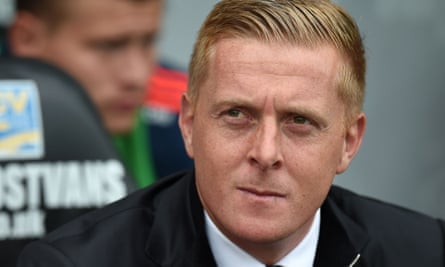 Swansea City's young manager Garry Monk has proved he has the credentials to be considered as a successor to Roy Hodgson in the England role.