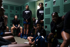 In 1973, after the passage of Title IX which prohibited sex-based discrimination in education, Mary Dixon Teamer founded Dillard University's Lady Bleu Devils basketball team in New Orleans. Nearly 50 years later, Mary's granddaughter, Ashley Teamer, along with Annie Flanagan, document the present day team. Their project highlights the significance of the team and the relationships and complexities of each player in their pursuit of athletic and academic excellence at a historically Black university.