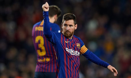 European round-up: Real seal late win as Messi reaches 400 La Liga goals