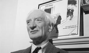 A Portrait Of Sir William Beveridge