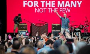Jeremy Corbyn at London Live.