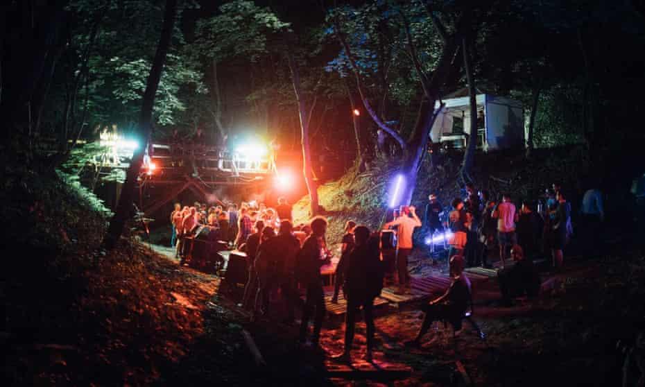 Kolorado Festival, Hungary