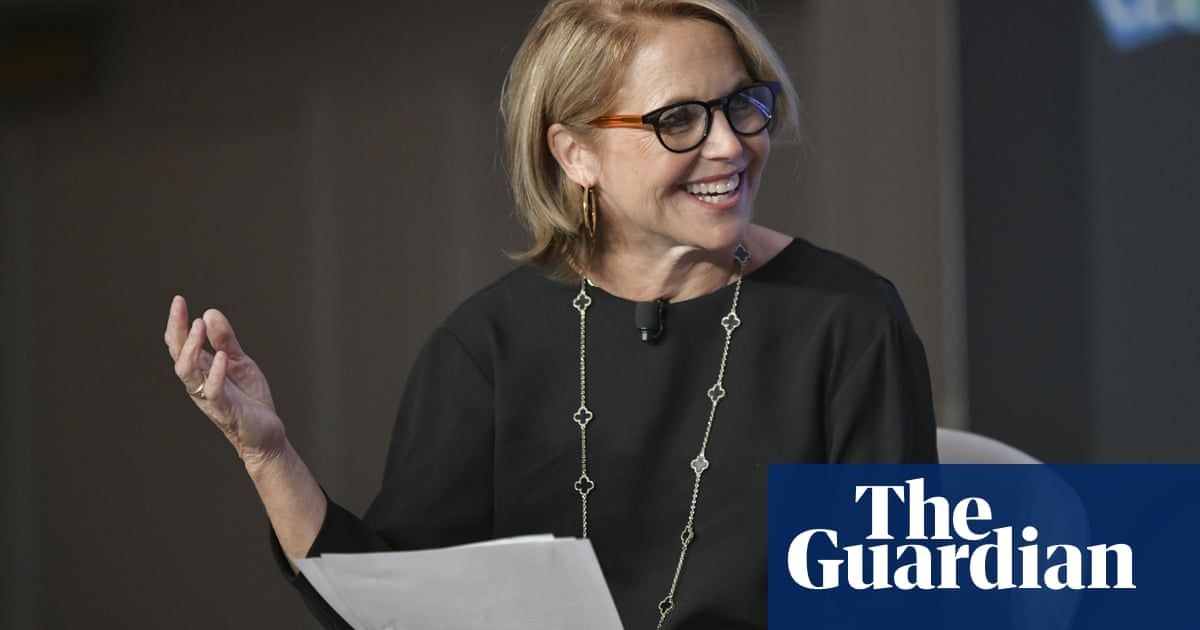 'Hilarious and very honest': Katie Couric casts off her perky persona in her new memoir