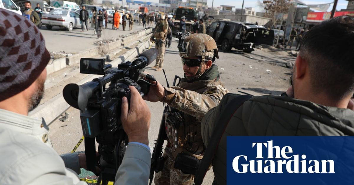 UK news media repeat call to evacuate Afghan journalists